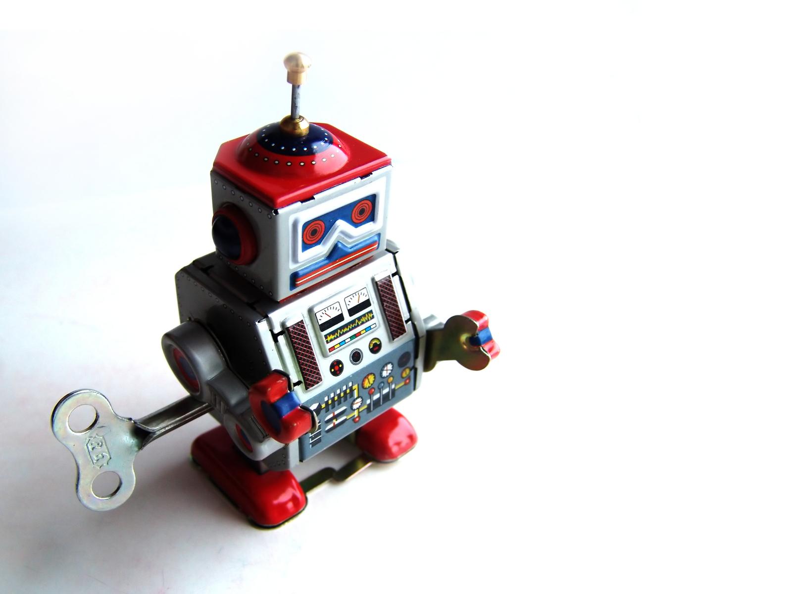 Opgepast dames, de robots komen!