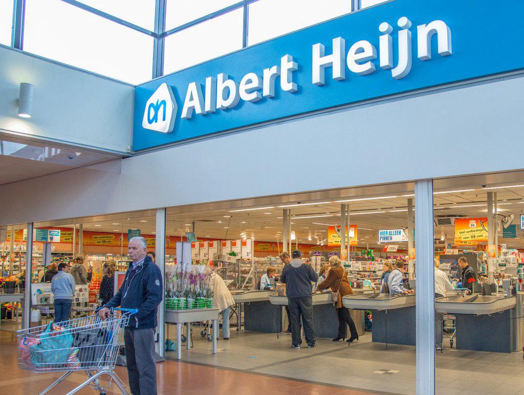 Albert Heijn populairste werkgever voor startende jongeren