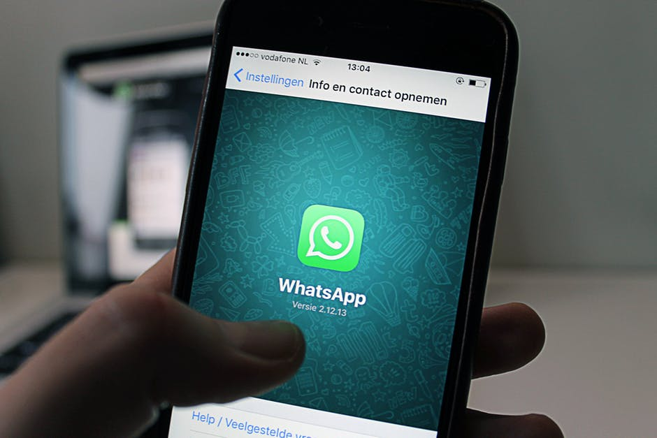 Nieuw op WhatsApp: mededeling zonder commentaar