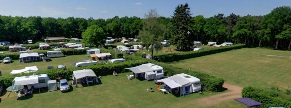 Voordelig nazomeren op Camping Starnbosch in Dalfsen