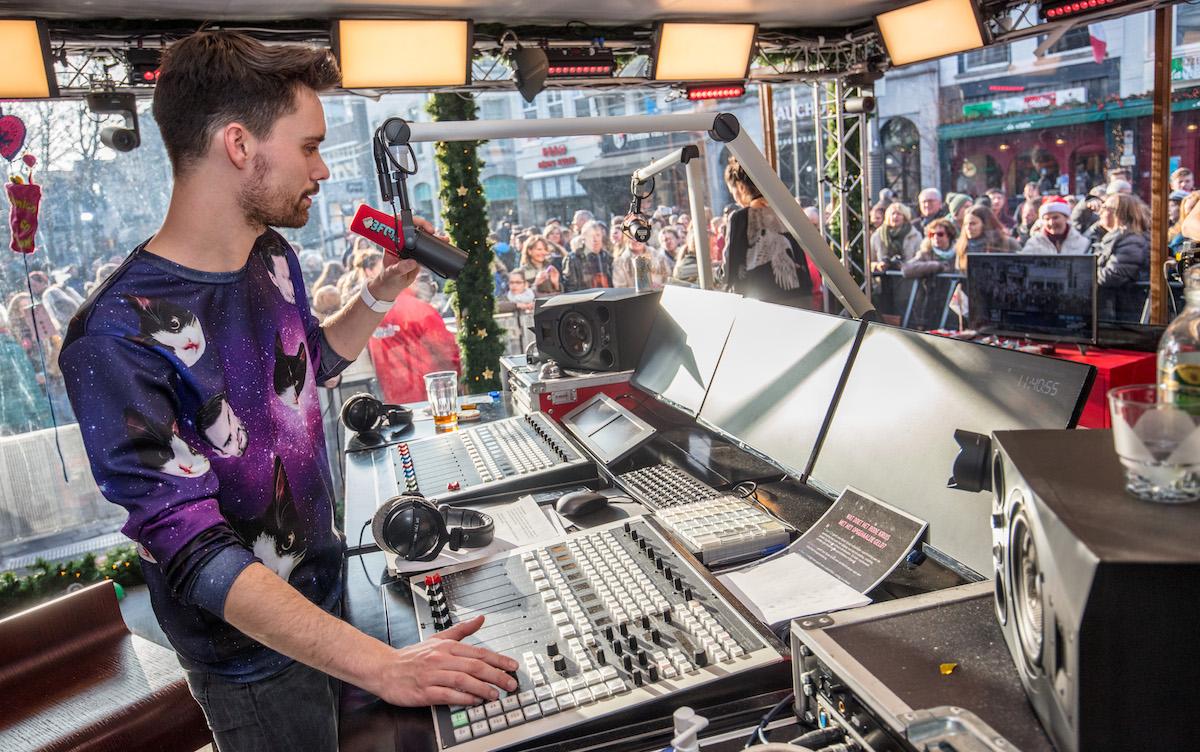 Kies zelf een goed doel voor 3FM Serieus Request