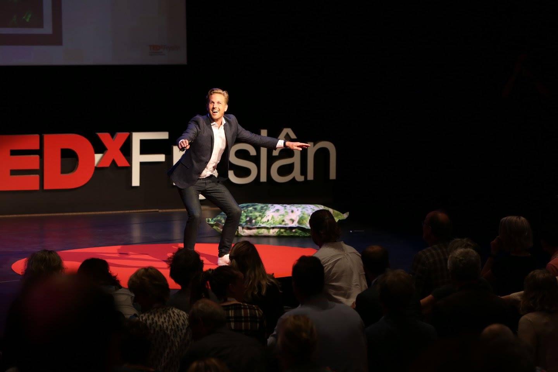 Je hebt een inspirerende topdag als je TEDxFryslân bezoekt!
