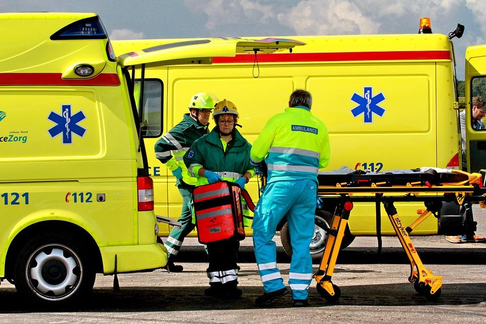 Ambulance chauffeur Klaas Bergsma over het ongeval in Oss: 'de nuchterheid verdwijnt als het om kinderen gaat'