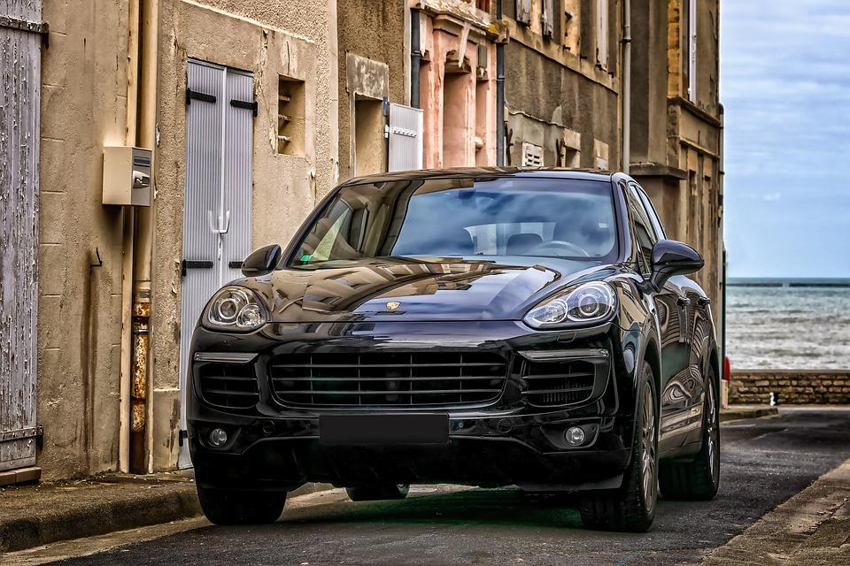 Porsche diesel? Staat niet op de kaart