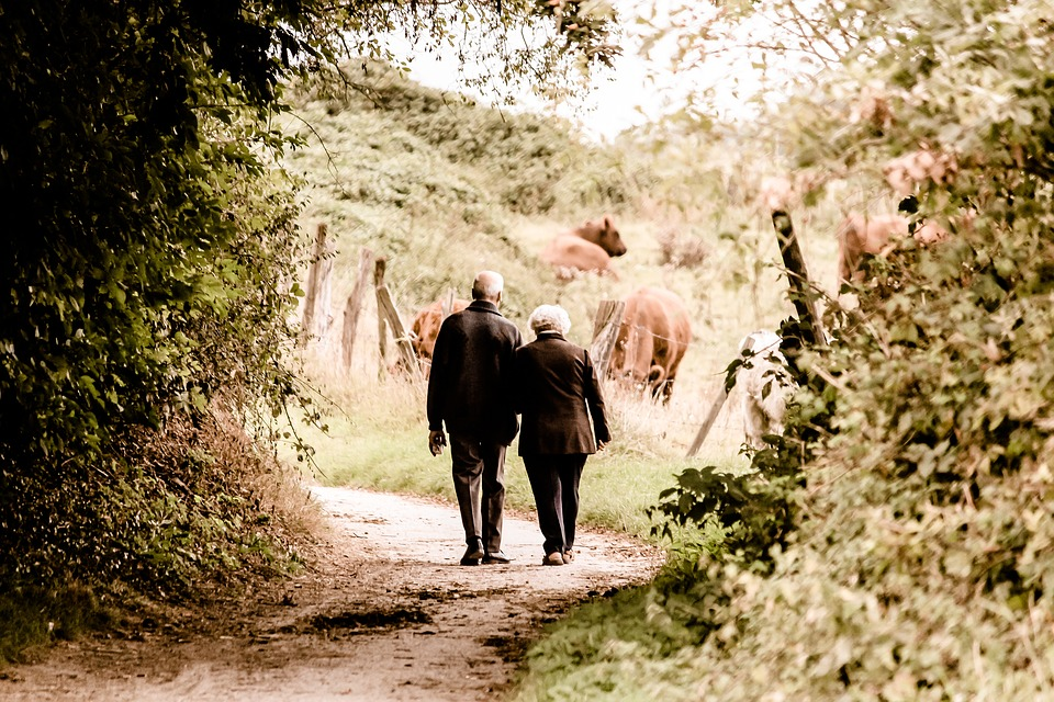 Wandelen belangrijk voor COPD patiënten