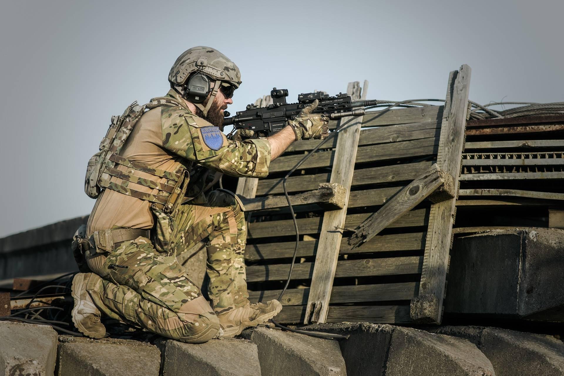 Beau en de veteranen gaan het gevecht aan met PTSS