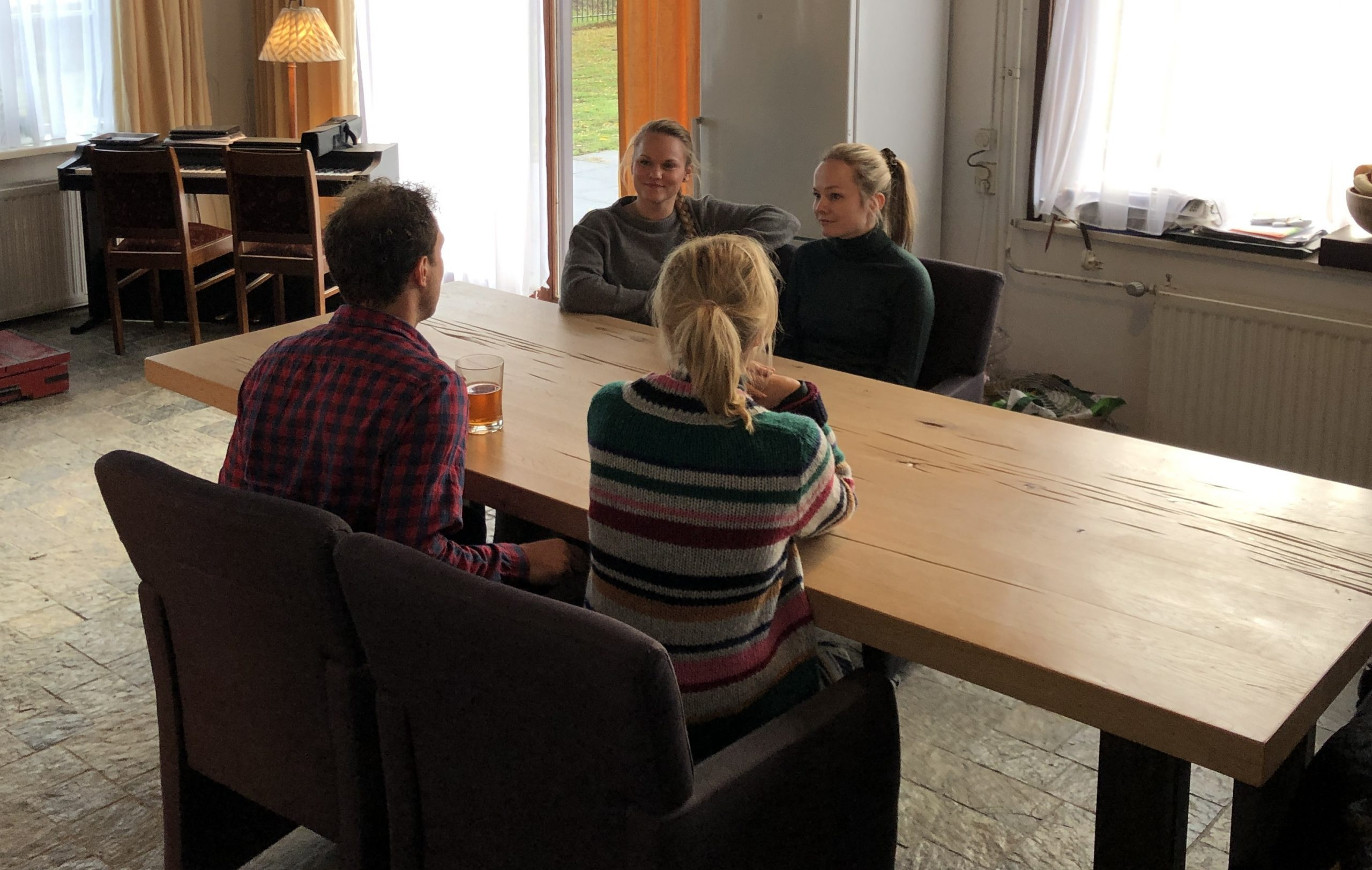 Boer zoekt Vrouw: boer Bastiaan en boer Geert Jan maken keuze