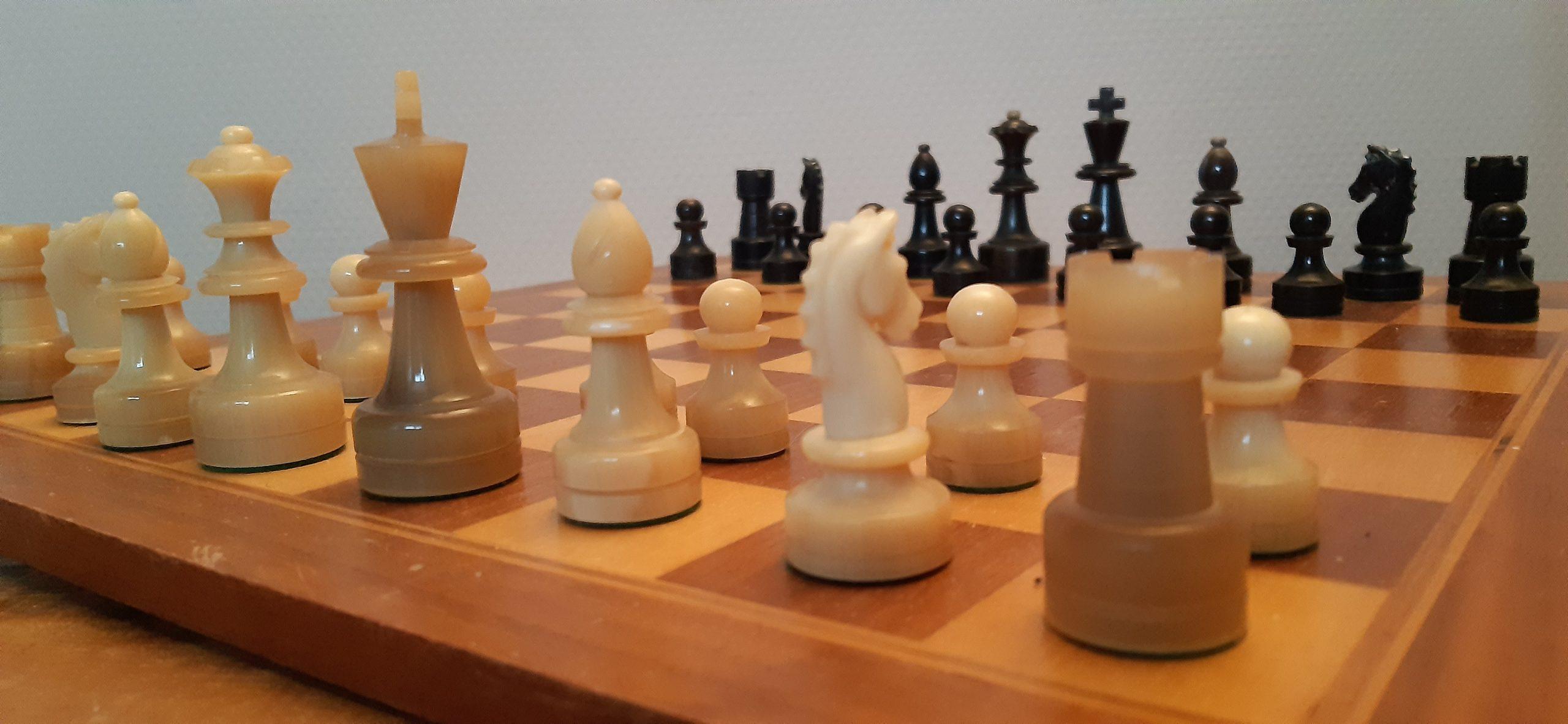 Blog Rinnie: Mijn leven als een schaakspel