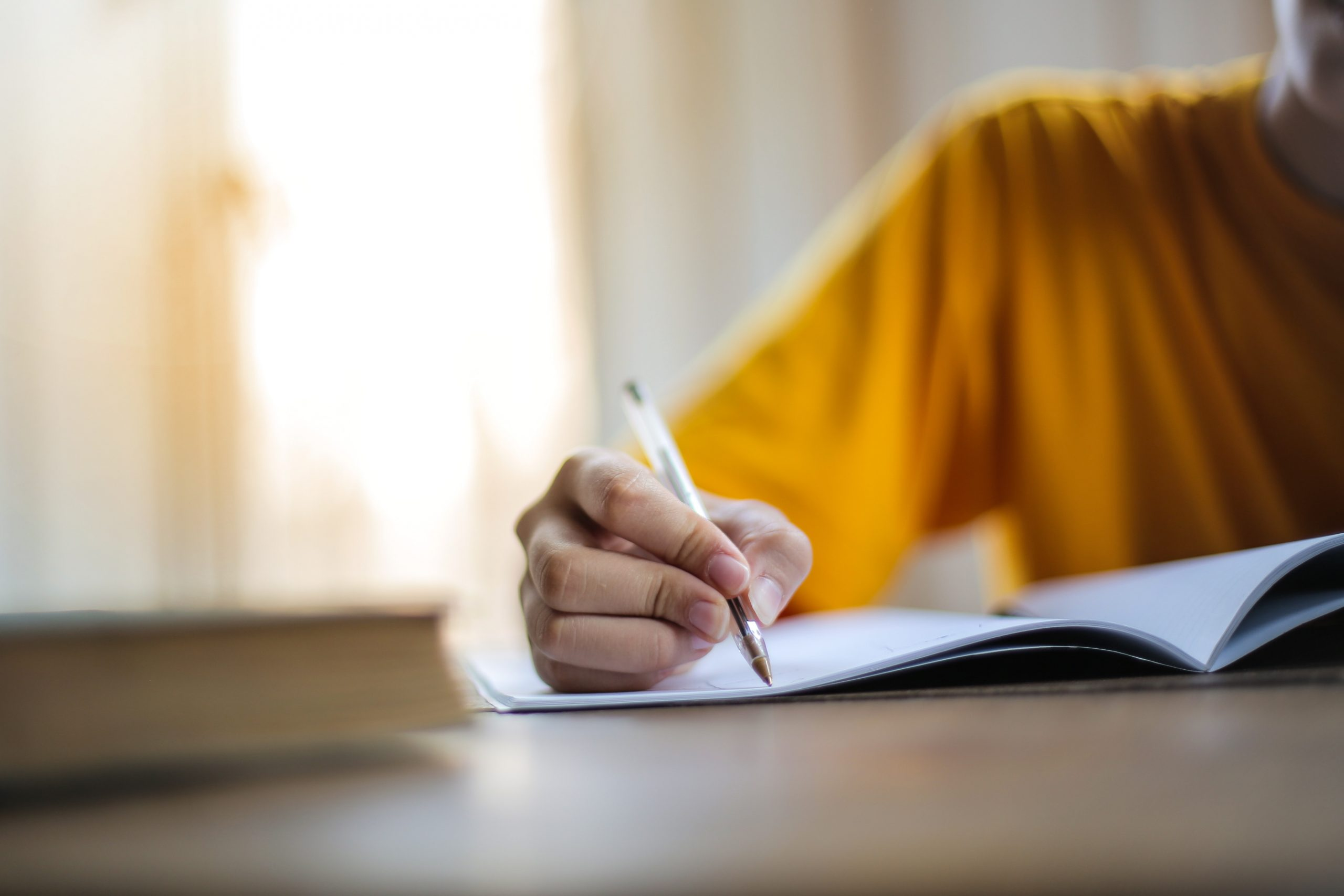 Rinnie's blog: nooit zonder pen en papier